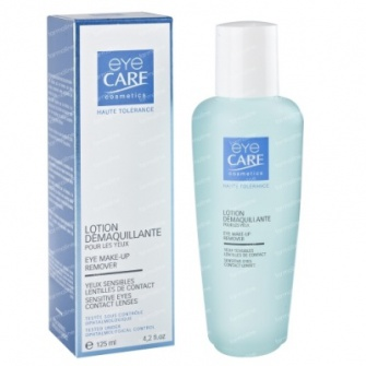 Eye Care Make-Up Remover Lotion (125ml)