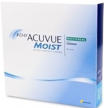 Acuvue 1-Day Moist Multifocal (90 Pack)
