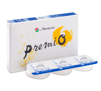 Menicon PremiO 6 Pack