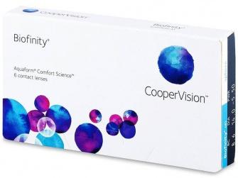 Biofinity (6 Pack)