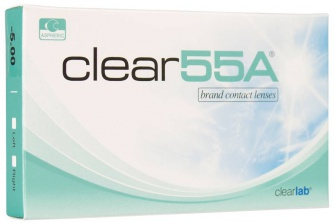 Clear 55 A (6 Pack)