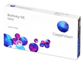 Biofinity Toric XR (6 Pack)