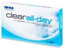 Clear All-Day (6 Pack)